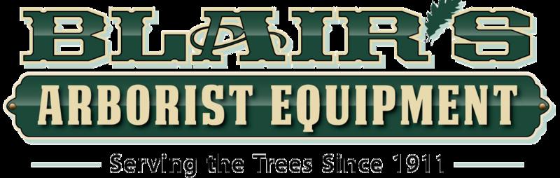 Blair's Arborist Equipment